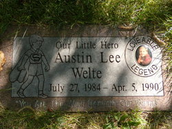 Austin Lee Welte