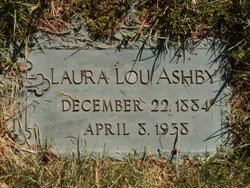 Laura Lou Ashby