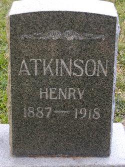 Henry Atkinson