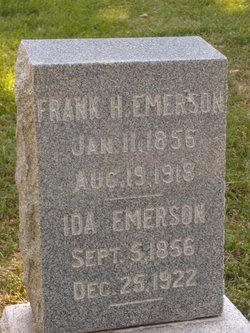 Frank Harwood Emerson
