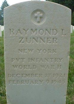 Raymond L Zunner