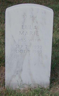 Lula Marie <I>Hepler</I> Aldridge