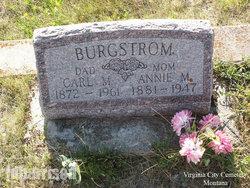 Carl M Burgstrom