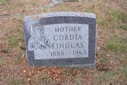 Cordia <I>Sabourin</I> Findlay