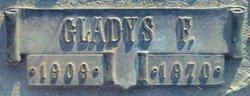 Gladys Fay <I>Bennett</I> Adams