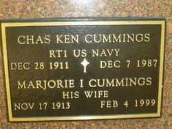 Charles Kenneth Cummings
