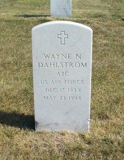 Wayne N Dahlstrom