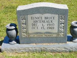 Eunice <I>Bruce</I> Arceneaux