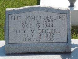 Elie Homer DeCuire