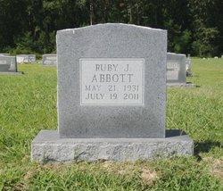 Ruby Janette Abbott