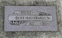"""Olive """"Olie"""" <I>Fanning</I> Battershell"""