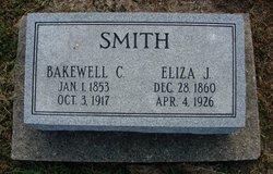 Eliza Jane <I>Daniels</I> Smith