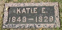 "Catherine Emily ""Katie"" <I>McMillan</I> Cooke"