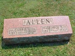 George S Allen