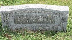 William E Duncanson