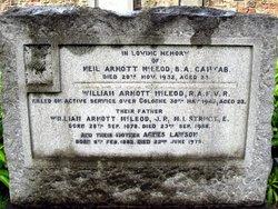 William Arnott McLeod