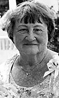 """Gwendolyn F. """"Gwen"""" <I>McDougall</I> Roberts"""