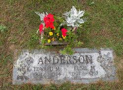 Edward Michael G. Anderson