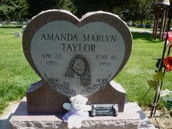 Amanda Marlyn Taylor