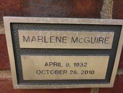 Marlene McGuire