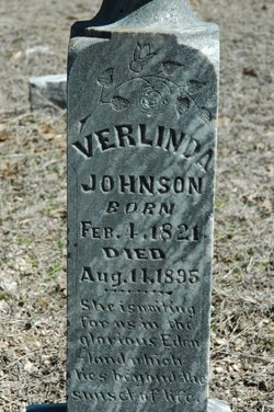 Verlinda Jane <I>Scott</I> Johnston