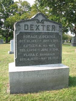 Flora E. Dexter