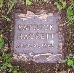 Patrick Hackett