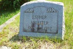 Esther Ableiter
