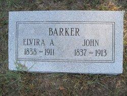 Elvira Adeline <I>McDowell</I> Barker