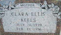 Clara Hern <I>Ellis</I> Keels