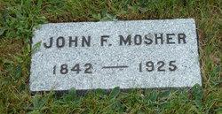 John F. Mosher
