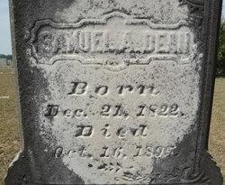Samuel Augustus Dean