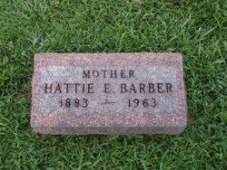 Hattie Eunice <I>Graves</I> Barber