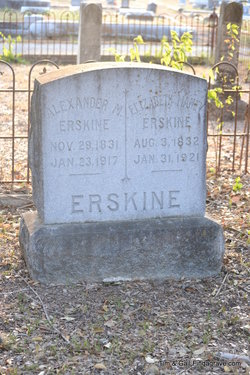 Alexander Madison Erskine