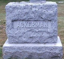 Maria <I>Todd</I> Ackerman