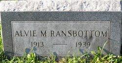 Alvie M Ransbottom