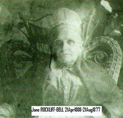 Jane <I>Rockliff</I> Bell