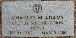 Charles Milton Adams