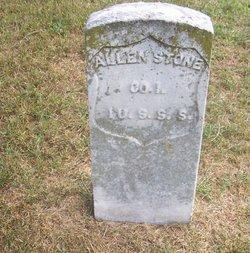 Allen Darius Stone