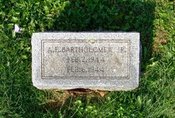 A. E. Bartholomew, Jr