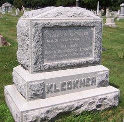 Emma <I>Robinson</I> Kleckner