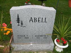 Elizabeth E. <I>Coons</I> Abell
