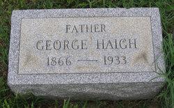 George Haigh, Sr