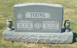 Frances <I>Reeves</I> Young