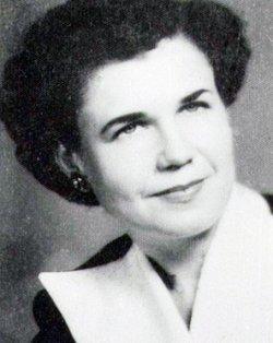 Mary Eleanor <I>Davis</I> Anderson