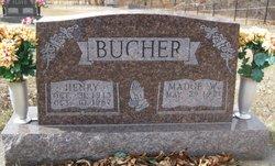 Helen Madge <I>Warren</I> Bucher