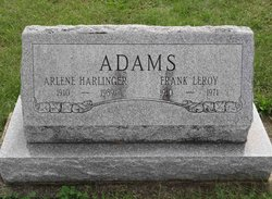 Arlene <I>Harlinger</I> Adams
