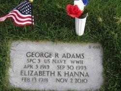 George R Adams
