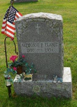 Alphonse P Plante