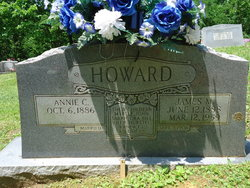 Annie Catherine <I>Howard</I> Howard